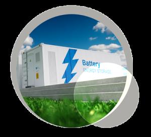 Lagerung von Lithium Ionen batterien