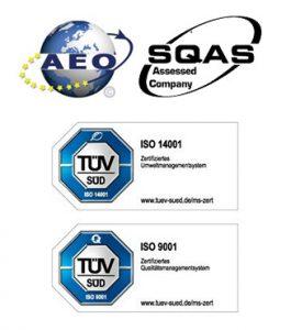 zertifikate der Schuon GmbH