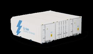Lithium-Ionenlagerung